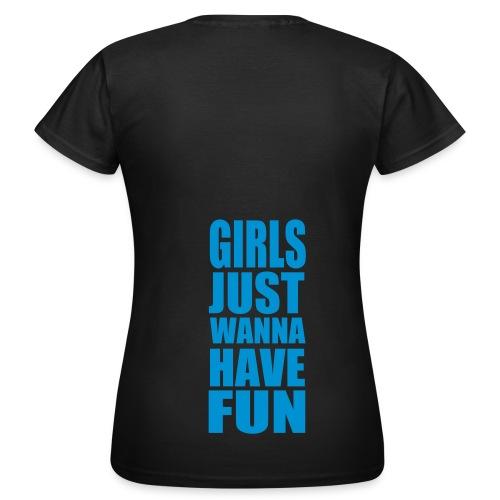 GiRlZjUsTwAnNaHaVeFuN - T-shirt Femme