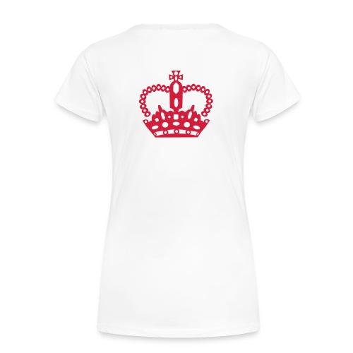 PrinsessTee - Premium-T-shirt dam
