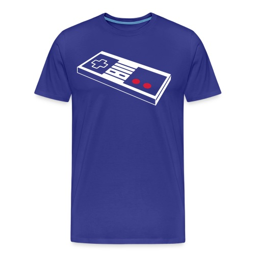 NES - Men's Premium T-Shirt