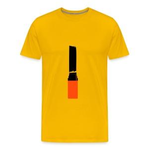 Marker - Mannen Premium T-shirt