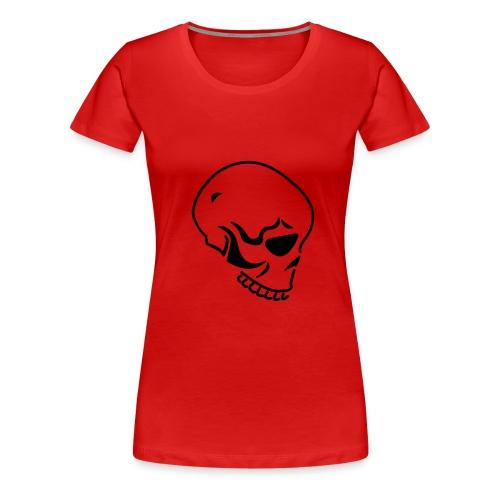 just jacket  - Women's Premium T-Shirt