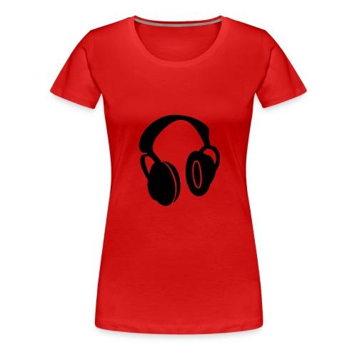 007 - Women's Premium T-Shirt