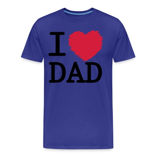 love tee - Mannen Premium T-shirt