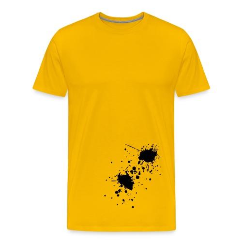 Lüdenscheids-Borussen Fanclub-Shirt gelb - Männer Premium T-Shirt