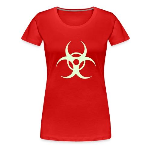 happy sunday - Women's Premium T-Shirt
