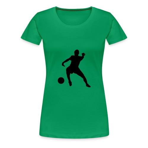 Frauen Girlieshirt klassisch SVK - Frauen Premium T-Shirt