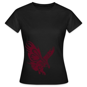 Female's Soaring Eagle (Olive) - Women's T-Shirt