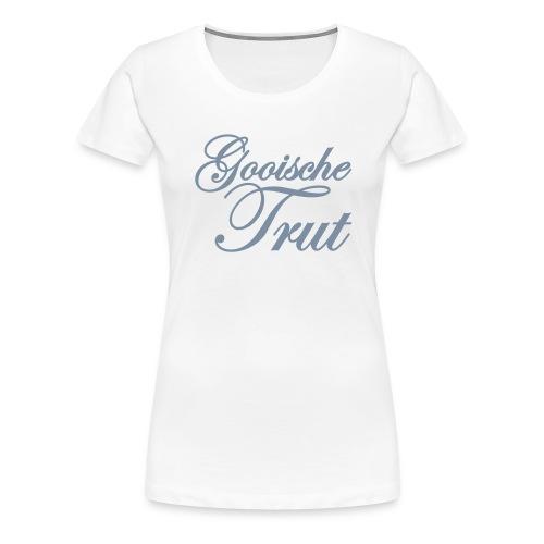 Gooische Trut 'Silver' - Vrouwen Premium T-shirt