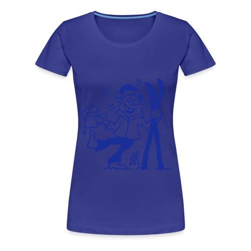 Après-Ski - Women's Premium T-Shirt