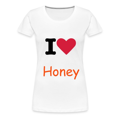 i love internet - Women's Premium T-Shirt