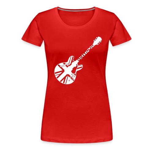 Product Example 5 - Women's Premium T-Shirt