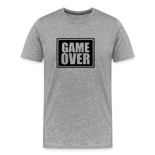 Game Over Biohazard - Men's Premium T-Shirt