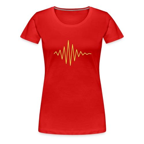 good luck - Women's Premium T-Shirt