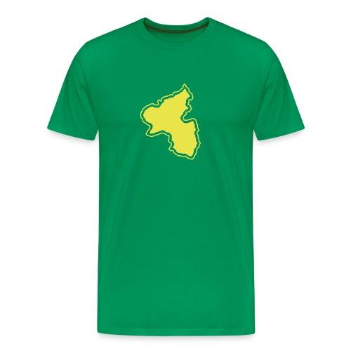 rheinlandpfalz - Männer Premium T-Shirt