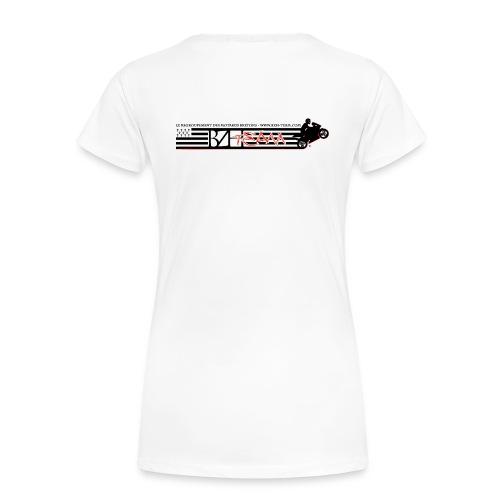 BASIC FEMME - T-shirt Premium Femme