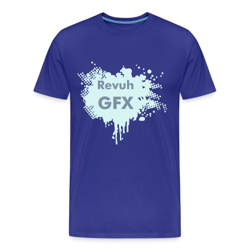 Revuh Shirt with Reflex print - Men's Premium T-Shirt