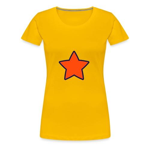 yellow pelisse - Women's Premium T-Shirt