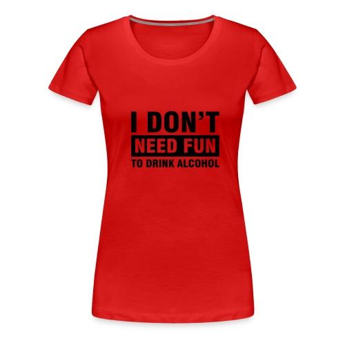 most  - Women's Premium T-Shirt