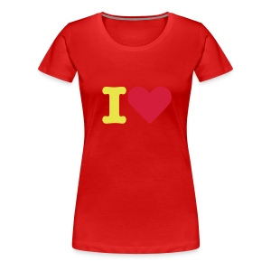 dhy boy - Women's Premium T-Shirt
