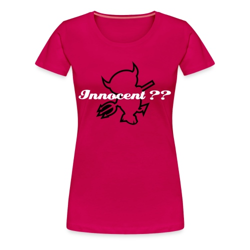 Womens Innocent Summer T - Women's Premium T-Shirt