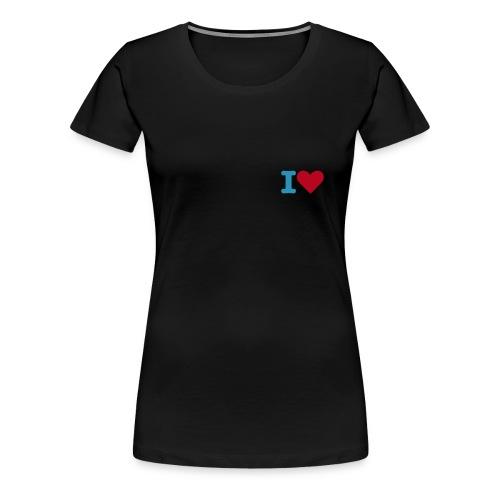 l'amour... - Maglietta Premium da donna
