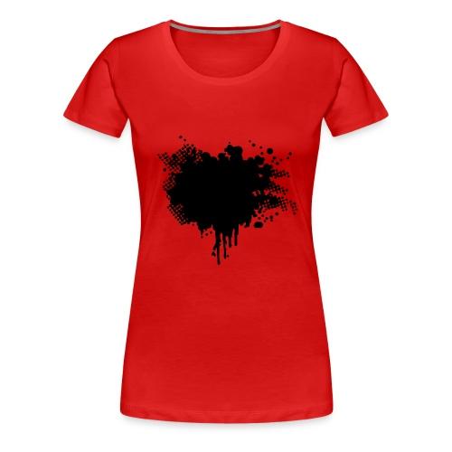 tache - T-shirt Premium Femme