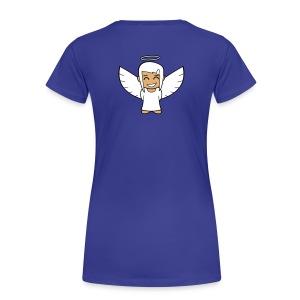 Engelsche1, Röggedrock - Frauen Premium T-Shirt