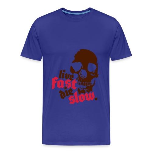 LiVe Or DiE - T-shirt Premium Homme