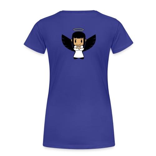 Engelsche3, Röggedrock - Frauen Premium T-Shirt