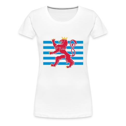Roude Leiw Fendel, Edition Limitée Femme - T-shirt Premium Femme