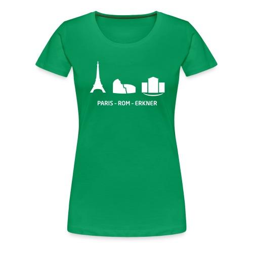 parisromerkner - Frauen Premium T-Shirt
