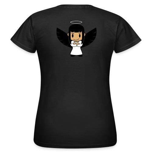 Engelsche3, Röggedrock - Frauen T-Shirt