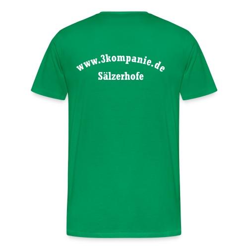 Shirt mit Name - Männer Premium T-Shirt