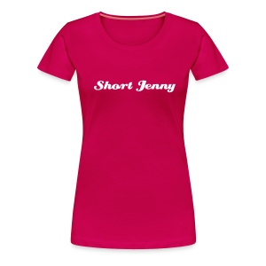 Short Jenny - Women's Premium T-Shirt