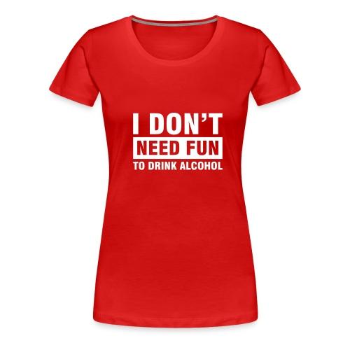 Bond Girl - Women's Premium T-Shirt