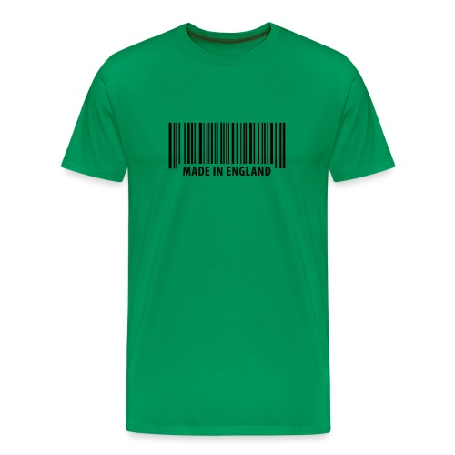 Made in England T-Shirt - Men's Premium T-Shirt