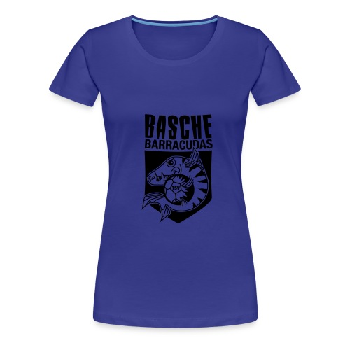 Basche Barracudas (Girls) - Frauen Premium T-Shirt