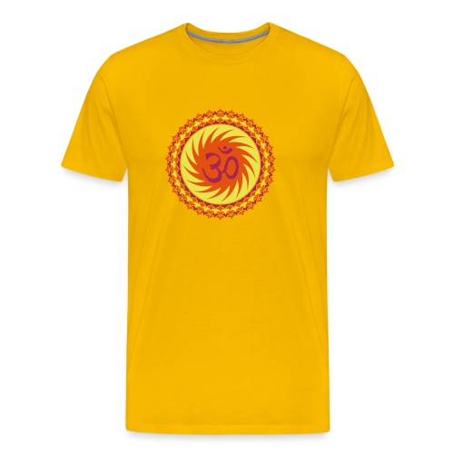 OM Lotus - Comfort T - Männer Premium T-Shirt