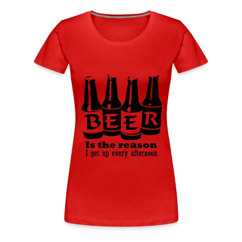 ulster skirt - Women's Premium T-Shirt