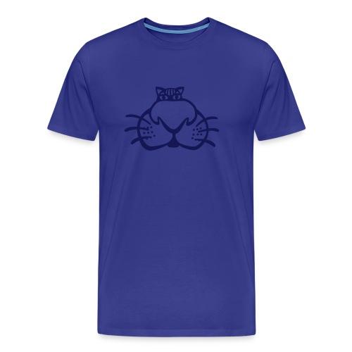 CloseCat Comfort T - Mannen Premium T-shirt