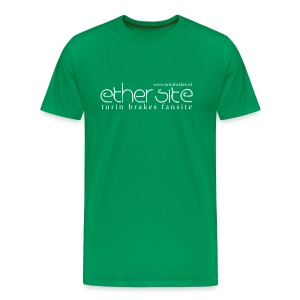 Ether Site 72 Shirt  - Men's Premium T-Shirt