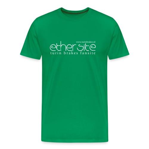 Ether Site 72 Shirt  - Men's Premium T-Shirt