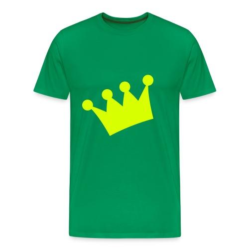 By Love - Khaki/Ylw Tee - Men's Premium T-Shirt