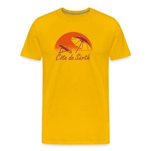 Côte da Sürth - Männer Premium T-Shirt