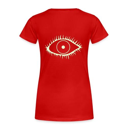 Ti tengo d'occhio! - Maglietta Premium da donna