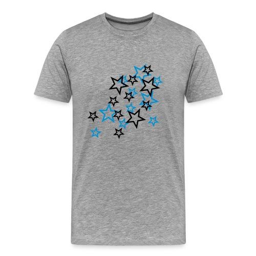 Stjernest - Premium T-skjorte for menn