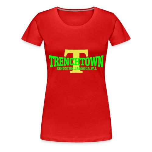 Dam T-shirt (Trenchtown) - Premium-T-shirt dam
