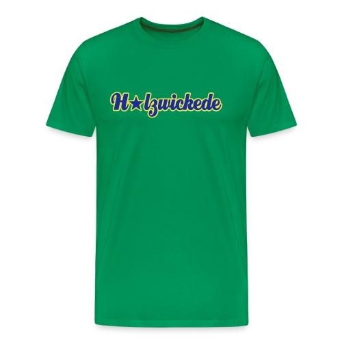 Holzwickede ist toll - Männer Premium T-Shirt