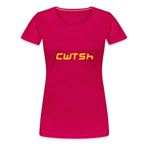 cwtsh - cryst - Women's Premium T-Shirt