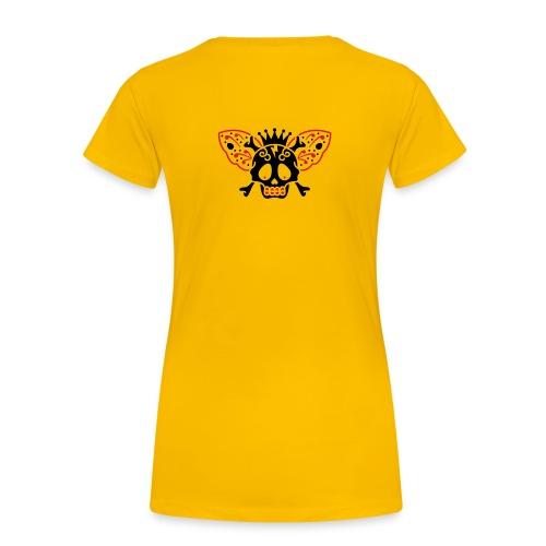 La dame de pique - T-shirt Premium Femme